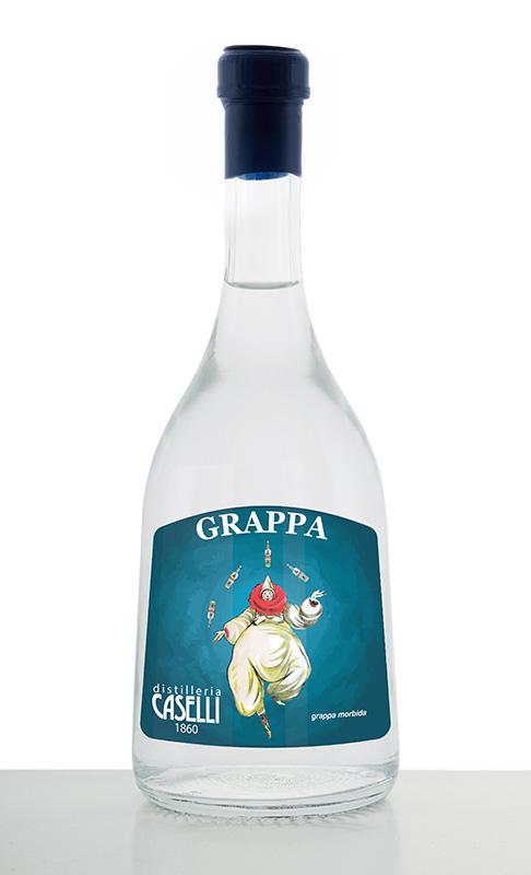 White grappa