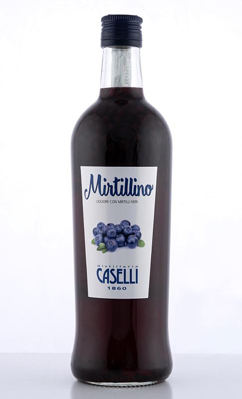 Mirtillino for cocktails